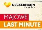 Majowe Last Minute - wczasy, urlopy, wakacje