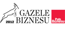Gazele Biznesu 2012 dla Why Not USA Sp.j.