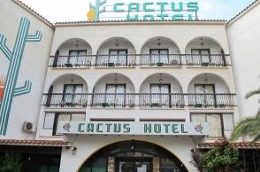 Hotel Cactus -  Wakacje Cypr - Larnaka - Larnaca