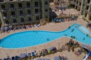 Hotel The Topaz -  Wakacje Malta - Wyspa Malta - Bugibba