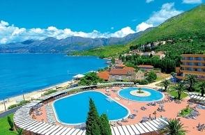 Hotel Albatros -  Wakacje Chorwacja - Dalmacja Południowa - Cavtat