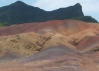 Rezerwat 7 kolorów Ziemi, Mauritius - wczasy, urlopy, wakacje